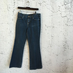 CALVIN KLEIN JEANS FLARE FIT SIZE 10